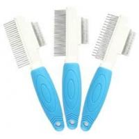Buy cheap Special Dog Cat Grooming Comb from wholesalers