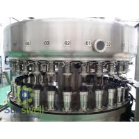 Buy cheap Powerful  Automatic Aluminum Can Filling Machine For Beverage Juice / Beer Soda from wholesalers