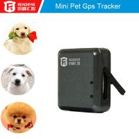 Buy cheap top selling products in alibaba gps pet tracker, small gps transmitter, micro gps tracking chip from wholesalers