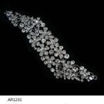 Buy cheap Elegant crystal diamond bridal wedding crown tiaras hair comb from wholesalers