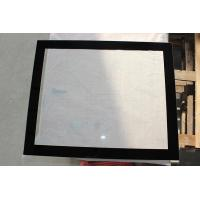 Buy cheap 5MM Printing Heat Tempered Glass Black Rim For Bus Window from wholesalers