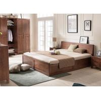 Buy cheap Mordern Custom Oak Solid Wood Bedroom Furniture Sets Simple Style Environment - Friendly from wholesalers