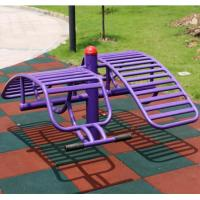 Buy cheap Colorful Playground Rubber Mats / Rubber Gym Floor Mats /Outdoor Rubber Tiles 50*50*5CM from wholesalers