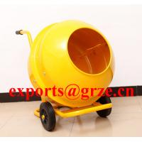 Buy cheap Hot Sale Good Quality 160Liter Electric Cement Mixer Concrete Mixer from wholesalers