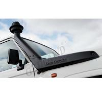 Buy cheap Textured Black Auto Snorkel Kits For 4x4 Toyota Land Cruiser Narrow Front 71 73 75 76 78 79 Series product
