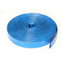 Buy cheap Heavy Duty PVC Hose , PVC Delivery Hose / Pipe / Tubing For Drag Drainage from wholesalers