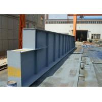 Buy cheap Warehouse Light Steel Steel H Beam customized One Stop Materials Service product