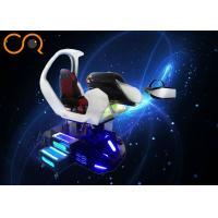 Attractive VR Racing Simulator F1 Car Racing 9D VR Dynamic Virtual Reality Driving Game Machine
