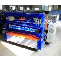 Buy cheap Roof Panel Roll Forming Machine for High Quality Building Materials product