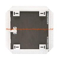Buy cheap Steel Frame MDF Board  Access Panel Beaded Frame Inspection Trapdoor from wholesalers