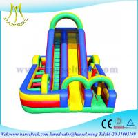 Buy cheap Hansel grants for playground equipment,obstacle sport game for children from wholesalers
