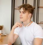 Buy cheap Stereo Neckabnd Bluetooth headset Z700A,wireless surround stereo Headset,Neckband Bluetooth Headset ,Stereo Sound Blueto from wholesalers