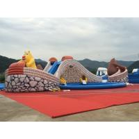 Buy cheap Swimming Pool Outdoor Inflatable Amusement Park Beach Game 5 Years Warranty from wholesalers