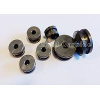 Buy cheap Durable Tungsten Carbide Wear Parts Carbide Ball Valve Seat High Flexural Strength from wholesalers
