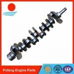 Buy cheap Aftermarket Isuzu 6BG1 6BG1T Engine Crankshaft 1-12310-448-0 1-12310-470-0 for Hitachi excavator from wholesalers