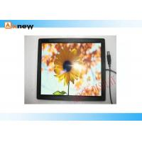 China 10.4 High Brightness Monitor 800X600 IR Touch Screen With Wide temperature VGA DVI on sale