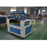 Buy cheap Industrial Laser Fabric Cutting Machine With Taiwan Hiwin Liner Guide from wholesalers