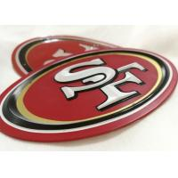 Buy cheap Colorfull Tpu Logo 3D Rubber Patches Custom Pvc Labels For Basketball Wear from wholesalers
