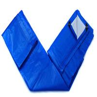 Buy cheap 100% Polyester Heavy Duty Mesh Tarps , Anti - Static PVC Coated Canvas Material  from wholesalers