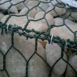 Buy cheap Anping hexagonal gabion factory price for gabion box from wholesalers