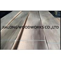 Buy cheap Natural American Red Oak Veneer Sheet Plain Cut 2.5m length For Plywood from wholesalers