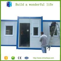 Buy cheap prefab shipping modular pre-made steel container frames house in tamilnadu from wholesalers