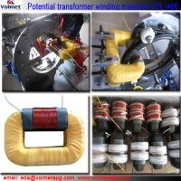 Buy cheap prompt delivery coil winding machine for high voltage instrument transformer from wholesalers