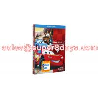 China Wholesale Cars 1 (2006) Disney Blue Ray DVD Disney Cartoon Movies DVD Hot Sale Disney Cartoon Children DVD Best Quality on sale