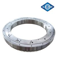 Buy cheap VU 501472 china heavy duty turntable bearing manufacturer china high speed ball slewing ring bearing manufacturer from wholesalers