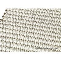 Buy cheap Good Reputation Explosion Models Stainless Steel Spiral Balance Woven Wire Belt from wholesalers