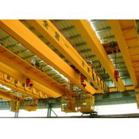Buy cheap Low Noise Electric Double Beam Overhead Crane With Electric Hoist from wholesalers