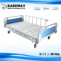 Buy cheap Heavy Duty Bariatric Hospital Bed , 1.2m Wide Home Health Care Beds With Wood Head Board from wholesalers