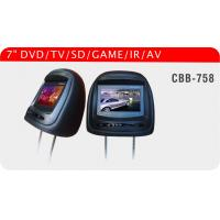 Buy cheap 2014 7-inch CHEAP PRICE  DVD headrest MONITOR with TV tuner from wholesalers