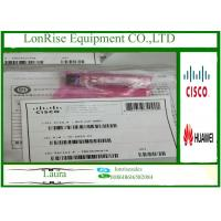 Buy cheap 1310nm SFP Optical Transceiver Module , Cisco SFP Gigabit Ethernet Switch Interface GLC-LH-SM from wholesalers