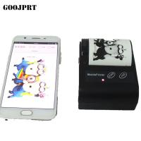 Buy cheap 3 inch mini portable bluetooth thermal printer for android mobile from wholesalers