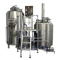 Buy cheap Mash Lauter Tun Beer Brewery - with Filter Mesh , PU 50mm Insulation Jacket from wholesalers
