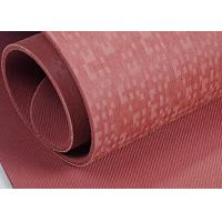 Buy cheap Latex Free Natural Rubber Yoga Mat , Kid Friendly Thin Exercise Mat from wholesalers