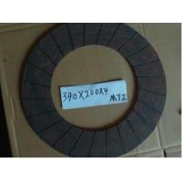 Buy cheap Forklift clutch friction disc for different transmission from wholesalers