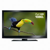 Buy cheap 40-inch LCD TV, 1,920 x 1,080 Pixels Full HD, 50Hz Motion Rate from wholesalers
