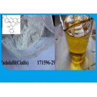 Buy cheap CAS 171596-29-5 Cialis Tadalafil Powder Sex Enhancing Drugs For Erectile Dysfunction Treament from wholesalers