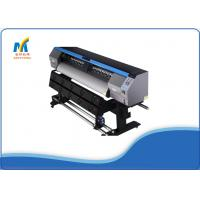 Buy cheap Automatic Wide Format Printer 1440 DPI For Eco Solvent / Dye / Sublimation Ink from wholesalers