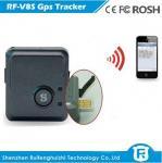 Buy cheap Smart manual gps vehicle tracker rohs with noise sensor and vibration sensor alarm rf-v8s from wholesalers