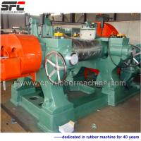 Buy cheap Rubber Mixing Mill / Planetary Speed Reducer Rubber Mixing Mill from wholesalers