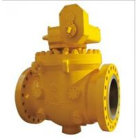 Buy cheap Top Entry Trunnion Mounted Ball Valve from wholesalers