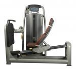Buy cheap Body Built Horizontal Leg Exercise Machines , 390kg Strength Training Equipment from wholesalers