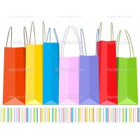 Buy cheap fashion popular cartoon red plastic shopping bag from wholesalers