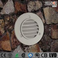 Buy cheap IP55 Aluminum Body LED Outdoor Stair Lights 180mA Complete By Powder Paniting from wholesalers
