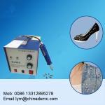 Buy cheap ultrasonic rhinestone hot fix machine drilling rig t shirt garment printing heat press heat transfer machine from wholesalers