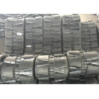 Buy cheap Less Vibration Track Loader Rubber Tracks T450 * 100k * 55 Weight 278.3kg from wholesalers