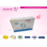 Buy cheap 290mm Daily Use High Grade Sanitary Napkin With Organic Cotton Menstrual Surface from wholesalers
